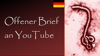 Offener Brief an YouTube