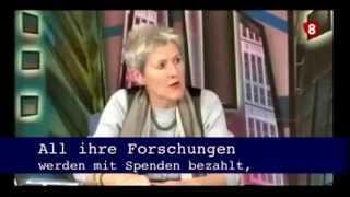 CHEMTRAILS im spanischen TV  Deutsche Untertitel, Josefina Fraile von Skyguards - schon in 2014!