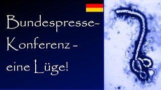 Teaser: Bundespressekonferenz - eine Lüge!