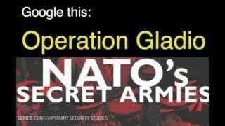 NATO-Geheimarmee - Luxemburgs Premier vor Geheimdienstausschuß