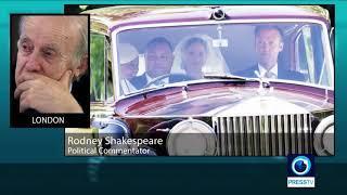 Die königliche Hochzeit ist eine monströse Lüge! - Dr. Rodney Shakespeare