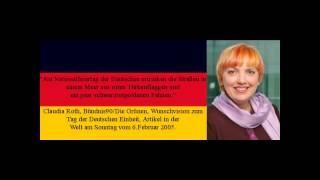 Deutschfeindliche Zitate - Hochverrat Deutscher Politiker