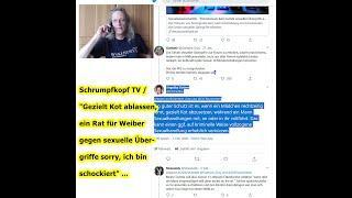"""Trailer: Schrumpfkopf TV / """"Gezielt Kot ablassen, um sexuelle Übergriffe zu verhindern"""" ..."""