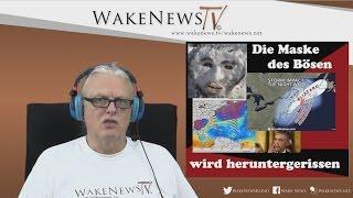 Die Maske des Bösen wird heruntergerissen! Wake News Radio/TV 20160126