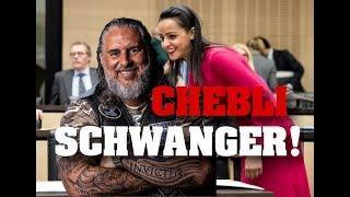 CHEBLI SCHWANGER!