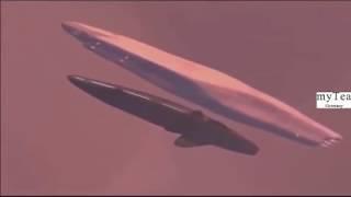 Sensationelle Aufnahmen von UFOs