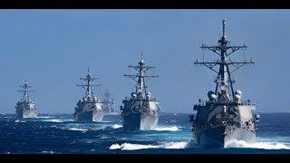 US Military Ships That Docked In Pacific Region Ordered to Sit A Sea for 14 Days