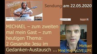 MICHAEL mein Gast: 2 Gesandte Jesu im Gedanken-Austausch - Wake News Musicchannel
