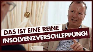 """Markus Krall: Das """"Insolvenzverschleppungs-Regime"""""""