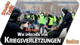 """""""Wir sprechen von Kriegsverletzungen"""" - Andy Eggert im NuoViso Talk"""