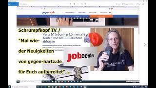 """Trailer: Schrumpfkopf TV / """"Mal wieder Neuigkeiten von gegen-hartz.de für Euch aufbereitet"""" …"""