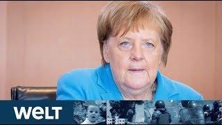 Angela Merkel in der Regierungsbefragung - Juni 2019