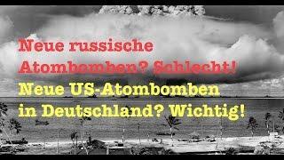 Die Atombomben-Doppelmoral der Bundesregierung