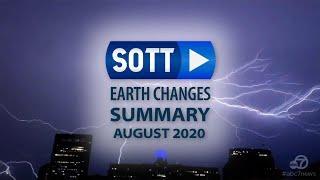 August 2020: Extreme Weather, Planetary Upheaval, Meteor Fireballs