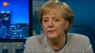 Illuminaten Angela Merkel gibt zu eine neue Welt zu bauen !!! ( Bilderberg, NWO, Neue Welt Ordnung )