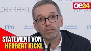 September 2021 - bitte teilen - Corona-Maßnahmen: Herbert Kickl attackiert Regierung