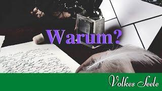Gastbeitrag: Mein neuer Kanal für Lyrik - Kultur - Heimat Teil 1