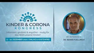 KINDER & CORONA: Das Fazit des Corona-Ausschusses + Schadensersatzklage (Dr. Reiner Füllmich)