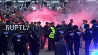 Germany: Several injured in Chemnitz as anti-migrant riots turn chaotic