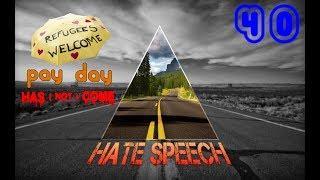 HATE SPEECH #40 - über Fachkräfte, ihre Bürgen und deren Sankt-Nimmerleins-Zahltag