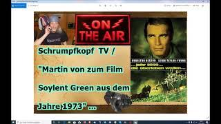 """Trailer: Schrumpfkopf TV / """"Kannibalismus bald Standard, en vogue"""" Martin von dazu ..."""