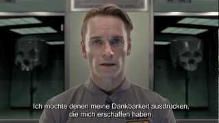 David 8 - Künstliche Intelligenz SF - deutsche Untertitel