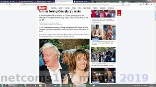 boris johnson transvestite relationships + satanic media mind control