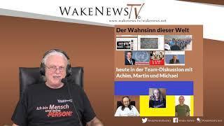 Der Wahnsinn dieser Welt - Team-Diskussion mit Achim, Martin und Michael  20181106