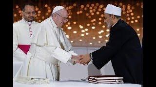 Der Antichrist in Arabien; Papst Franziskus Besuch in Arabien  im prophetischen Verständnis
