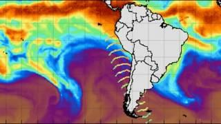 What's Really Going On? Another Huge Wave Anomaly Caught Coming from Antarctica
