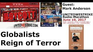 Globalists Reign of Terror UWS Radio Marathon  Detlev + Mark Anderson