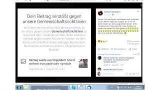 Schrumpfkopf TV / Habe meinen facebook Kanal gelöscht ...
