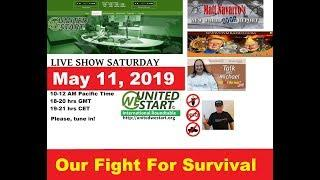 Our Fight For Survival - United We Start Roundtable Discussion May 11, 2019