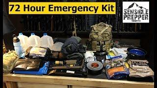 Building a 72 Hour Emergency Kit