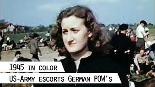 German POW's in Italy and Germay (SFP 186)