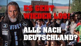 ES GEHT WIEDER LOS! Die nächste Welle kommt! Alle nach Deutschland?