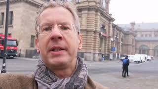 Frankfurter Staatsanwalt sagt KEIN Mord Gleis 7. Künast versus Liebich am Landgericht