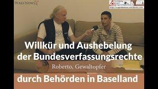 Willkür, Aushebelung der Bundesverfassung Behörden in Baselland