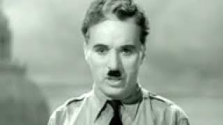 Charlie Chaplin Schlussrede Deutsch