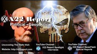 X22 Report vom 15.04.2020 - Fakten werden präsentiert - Wir sind bereit - Denke an Barr-Durham FISA