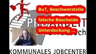 Trailer: SGB 2, Hartz IV, Beschwerdestelle, falsche Bescheide, Abzocke, Elend, Berechnungen ...