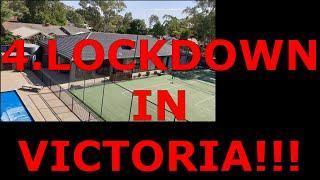 VICTORIA!!!4. LOCKDOWN!!!!!