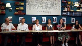 Pressekonferenz: Sollen Kinder gegen Corona geimpft werden? Dr. Maria Hubmer Mogg