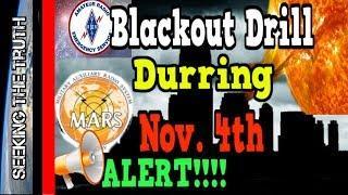 DoD To Run Solar Storm Blackout Drill During Antifa Riots This November