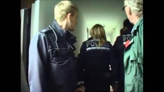 Grund  und Menschenrechtsverletzungen bei Zwangsräumung in Lörrach Wake News Reportage 03 07 2013