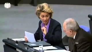 Gregor Gysi - klasse Rede zur Altersarmut, Riester-Rente, Renteneintrittsalter usw.