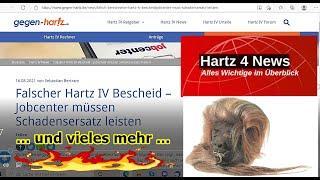 """""""In erster Linie viele Hartz IV News!!!"""" ..."""