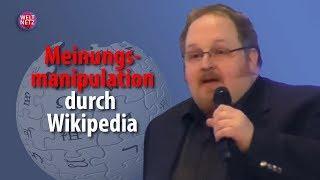 Meinungsmanipulation durch die Wikipedia - Markus Fiedler