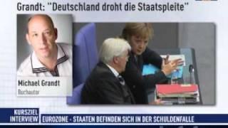 """""""Deutschland steuert auf die Staatspleite zu"""""""