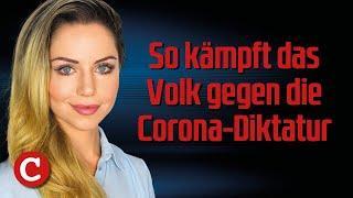 So kämpft das Volk gegen die Corona-Diktatur: Die Woche COMPACT